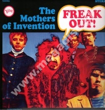 MOTHERS OF INVENTION - Freak Out! - EU Press - POSŁUCHAJ