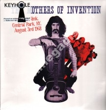 MOTHERS OF INVENTION - Wollman Rink, Central Park, NY, August 3rd 1968 (2LP) - EU 180g Press - POSŁUCHAJ