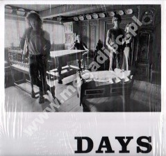 DAYS - Days - GER Shadoks Press - POSŁUCHAJ