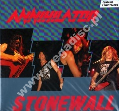 ANNIHILATOR - Stonewall - EU Roadrunner 1st Press - POSŁUCHAJ