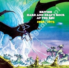 British Hard & Heavy Rock At The BBC 1968-1973 2LP - UK Maida Vale LIMITED Press - POSŁUCHAJ
