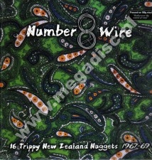 VARIOUS ARTISTS - Number 8 Wire: 16 Trippy New Zealand Nuggets 1967-69 - UK 180g Press - POSŁUCHAJ