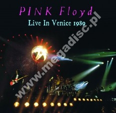 PINK FLOYD - Live In Venice 1989 2LP (inc. 2 bonus tracks) - FRA Verne LIMITED Press