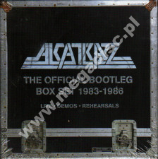 ALCATRAZZ - Official Bootleg Box Set 1983-1986 (6CD) - UK Hear No Evil