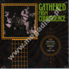 VARIOUS ARTISTS - Gathered From Coincidence - British Folk-Pop Sound Of 1965-66 (3CD) - UK Grapefruit