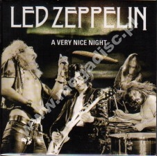 LED ZEPPELIN - A Very Nice Night (2CD) - POSŁUCHAJ