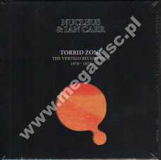 NUCLEUS & IAN CARR - Torrid Zone - Vertigo Recordings 1970 - 1975 (6CD) - UK Esoteric Remastered Edition