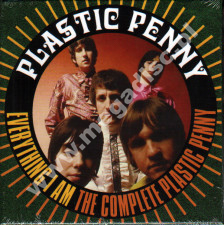PLASTIC PENNY - Everything I Am - Complete Plastic Penny (3CD) - UK Grapefruit - POSŁUCHAJ