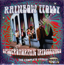 RAINBOW FFOLLY - Spectromorphic Iridescence - Complete Ffolly (3CD) - UK Grapefruit - POSŁUCHAJ