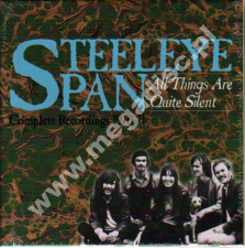 STEELEYE SPAN - All Things Are Quite Silent - Complete Recordings 1970-71 (3CD) - UK Cherry Tree - POSŁUCHAJ