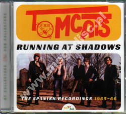 TOMCATS - Running At Shadows - Spanish Recordings 1965-66 - UK RPM - POSŁUCHAJ