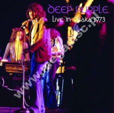 DEEP PURPLE - Live In Osaka 29th June 1973 LP - EU Dead Man Limited Press - POSŁUCHAJ