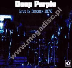 Deep Purple - Live In Aachen 1970 LP - FRA Verne Limited Press - POSŁUCHAJ