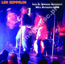 LED ZEPPELIN - Live At Gonzaga University 30th December 1968 - EU Open Mind LIMITED Press - POSŁUCHAJ