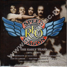 REO SPEEDWAGON - Early Years 1971-1977 (8CD) - UK Hear No Evil - POSŁUCHAJ