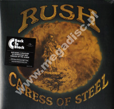 RUSH - Caress Of Steel - US Press - POSŁUCHAJ