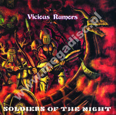 VICIOUS RUMORS - Soldiers Of The Night +2 - EU Eclipse Remastered Expanded - POSŁUCHAJ