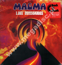 MAGMA - 1001° Centigrades - EU 180g Press - POSŁUCHAJ