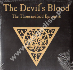 DEVIL'S BLOOD - Thousandfold Epicentre (2LP+CD) - GER Ván Records 1st Limited Press - POSŁUCHAJ