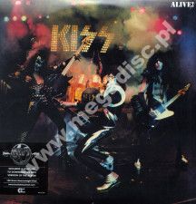 KISS - Alive (2LP) - EU 180g Press - POSŁUCHAJ