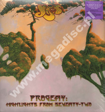 YES - Progeny: Highlights From Seventy-Two (3LP) - EU Press - POSŁUCHAJ