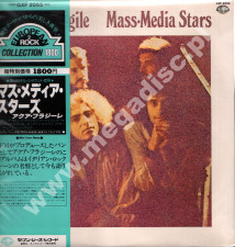 ACQUA FRAGILE - Mass-Media Stars - JAP 1st Press - POSŁUCHAJ