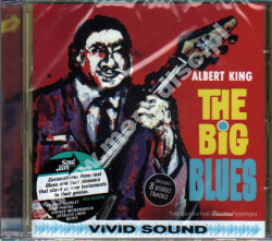 ALBERT KING - Big Blues +8 - UK Remastered Edition - POSŁUCHAJ