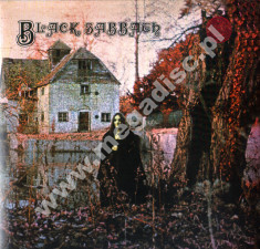 BLACK SABBATH - Black Sabbath - EU Press - POSŁUCHAJ