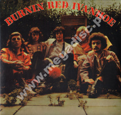 BURNIN RED IVANHOE - Burnin Red Ivanhoe - EU Press - VERY RARE