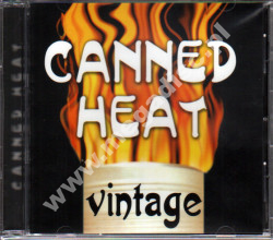CANNED HEAT - Vintage - EU Edition - POSŁUCHAJ
