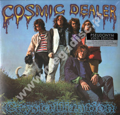 COSMIC DEALER - Crystallization (2LP) - NL Pseudonym Limited 180g Press - POSŁUCHAJ