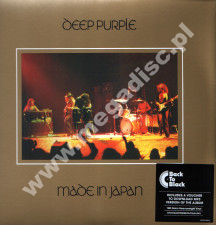 DEEP PURPLE - Made In Japan (2LP) - EU 180g Press - POSŁUCHAJ