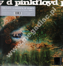 PINK FLOYD - A Saucerful Of Secrets - RSD Record Store Day 2019 Limited 180g MONO Press - POSŁUCHAJ