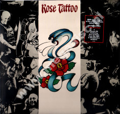 ROSE TATTOO - Rose Tattoo (LP+CD) - EU Repertoire Limited 180g Press - POSŁUCHAJ