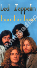 LED ZEPPELIN - Four For Texas (2CD) - EU Edition - POSŁUCHAJ