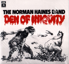 NORMAN HAINES BAND - Den Of Iniquity - UK Limited Press - POSŁUCHAJ