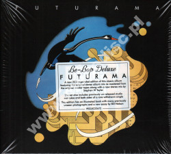 BE-BOP DELUXE - Futurama +5 (2CD) - UK Esoteric Remastered Expanded - POSŁUCHAJ