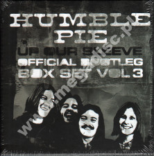 HUMBLE PIE - Up Our Sleeve: Official Bootleg Box Set Vol 3 (5CD) - UK Hear No Evil Records