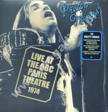 PRETTY THINGS - Live At The BBC Paris Theatre 1974 - UK Repertoire Remastered 180g Press