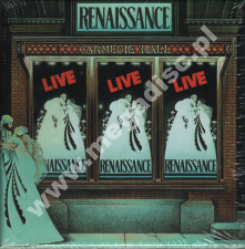 RENAISSANCE - Live At Carnegie Hall (3CD) - UK Esoteric Remastered Expanded Edition - POSŁUCHAJ