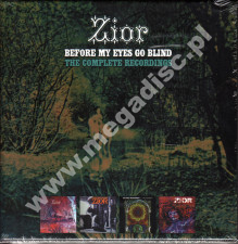 ZIOR - Before My Eyes Go Blind - Complete Recordings (4CD) - UK Grapefruit Records Edition - POSŁUCHAJ