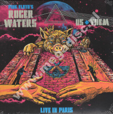 ROGER WATERS - Live In Paris (2CD) - EU Edition - POSŁUCHAJ