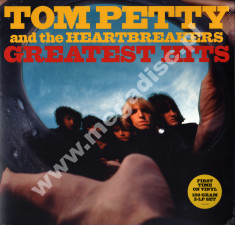 TOM PETTY AND THE HEARTBREAKERS - Greatest Hits (2LP) - EU Remastered 180g Press - POSŁUCHAJ