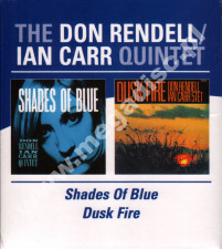DON RENDELL / IAN CARR QUINTET - Shades Of Blue / Dusk Fire (2CD) - UK BGO Edition - POSŁUCHAJ