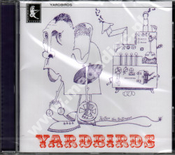 YARDBIRDS - Yardbirds (Roger The Engineer) +7 - UK MONO + STEREO Expanded Edition - POSŁUCHAJ