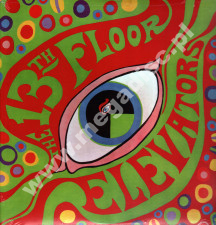 13TH FLOOR ELEVATORS - Psychedelic Sounds Of 13th Floor Elevators - US STEREO Press