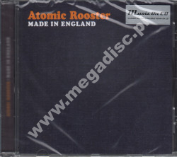 ATOMIC ROOSTER - Made In England - EU Music On CD Edition - POSŁUCHAJ