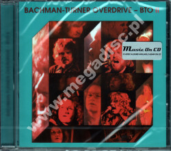 BACHMAN-TURNER OVERDRIVE - BTO II - EU Music On CD Edition - POSŁUCHAJ