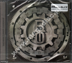 BACHMAN-TURNER OVERDRIVE - Bachman-Turner Overdrive - EU Music On CD Edition - POSŁUCHAJ