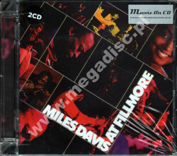 MILES DAVIS - At Fillmore: Live At The Fillmore East (2CD) - EU Music On CD Edition - POSŁUCHAJ